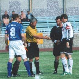 Чемпионат России - 2001