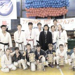 Турнир по каратэ-до Сетокан (версия SKIF) памяти Ю.Емца - 2005