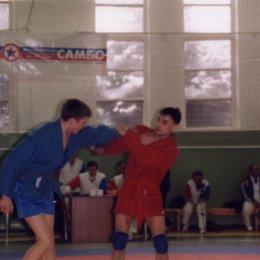 Первенство России по борьбе самбо - 2005