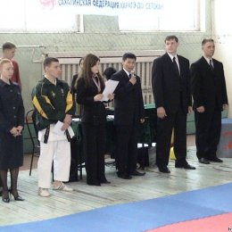 Чемпионат и Первенство ДВФО РФ