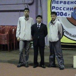 Первенство России - 2004