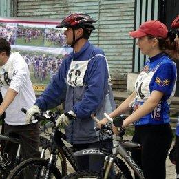 """Соревнования по горному велосипеду в дициплине """"Cross country - 2006"""""""
