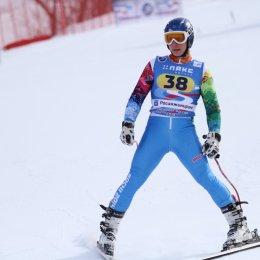 Чемпионат России по горным лыжам.