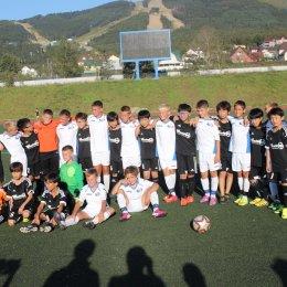 Международный матч юношеских команд