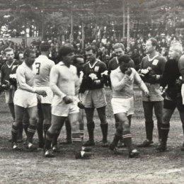 Матчи ветеранов советского футбола на Сахалине