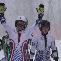 Кубок Дальнего Востока по горнолыжному спорту_слалом-гигант