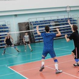 Чемпионат области по бадминтону