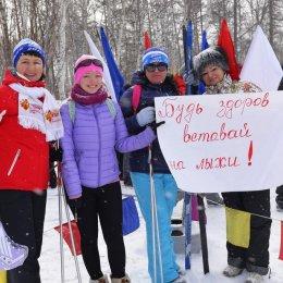 Сахалинская лыжня в Тымовске