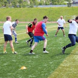 турнир по мини-футболу в рамках XIV комплексной Спартакиады работников здравоохранения Сахалинской области