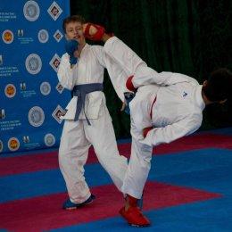 Чемпионат и первенство области по каратэ