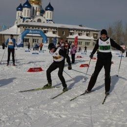 Соревнования по лыжным гонкам в зачет VI Спартакиады ОИВ