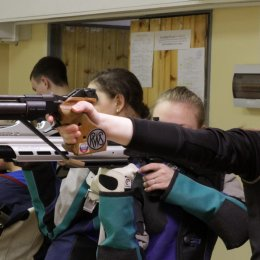 Первенство области по стрельбе