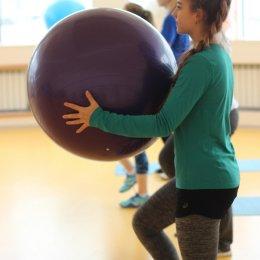 Фитнес-зарядка в ВЦ Сахалин