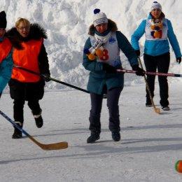 Семейная спортивная лига в Долинске