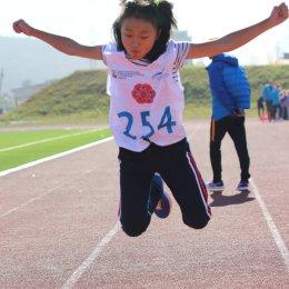 Соревнования по легкой атлетике в рамках Спартакиады школьных клубов