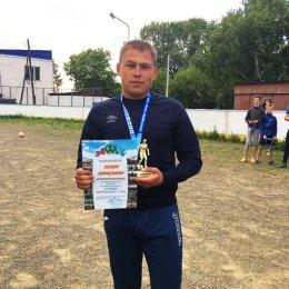 Первенство Тымовского городского округа по мини-футболу