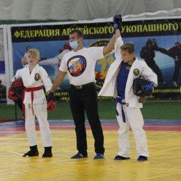Всероссийский турнир по армейскому рукопашному бою памяти Виктора Дудкина