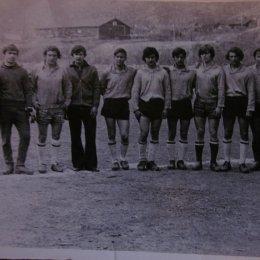 Футбольная команда Тельновска