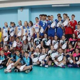 Первенство области по волейболу среди юношей и девушек 2004-2005 г.р.