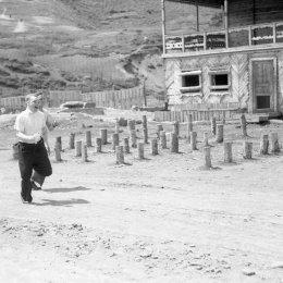 Соревнования в Углегорске, 1950-е годы