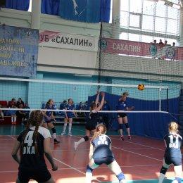 Открытое первенство области по волейболу при поддержке олимпийских чемпионов 2012 года Сергея Тетюхина и Тараса Хтей