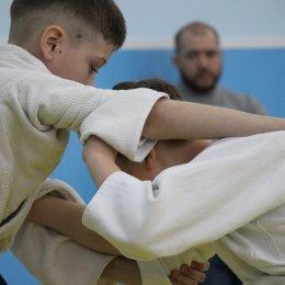 Детский турнир по дзюдо, посвященный Дню защитника Отечества