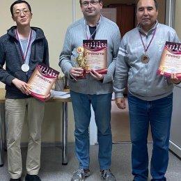 Международный мастер по шахматам Алексей Романов
