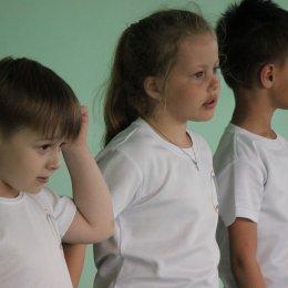 Турнир по мини-волейболу в рамках областной Спартакиады воспитанников детских садов