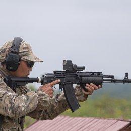 Чемпионат области по практической стрельбе
