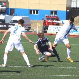 Черный день сахалинского футбола