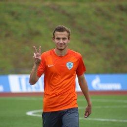 «Сахалин-М» забил семь мячей в Корсакове