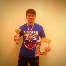 Андрей Тефанов завоевал бронзовую медаль Всероссийского турнира