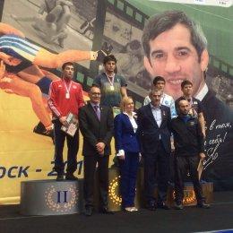 Андрей Тефанов занял третье место на международном турнире