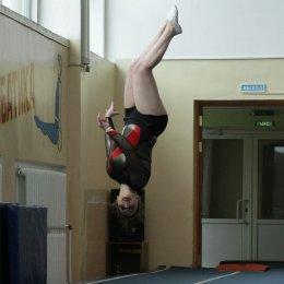 Прыг-скок в честь Дня космонавтики