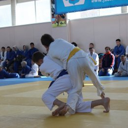 Участниками «Кубка мэра г. Южно-Сахалинска» по дзюдо стали свыше 120 юных спортсменов