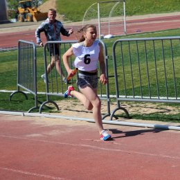 Юные легкоатлеты будут состязаться в беге и метании мяча