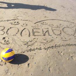 ГБУ «СШ по волейболу» объявляет набор детей для занятий волейболом