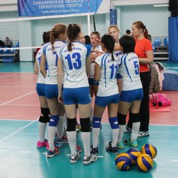 В островной столице начался второй игровой день женского чемпионата островного региона по волейболу