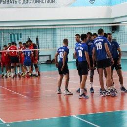 В чемпионате области по волейболу участвуют девять команд