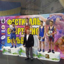 На Фестивале спортивной борьбы сахалинцы завоевали 15 медалей