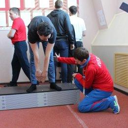 Участники Спартакиады подведомственных учреждений выполнили нормативы ГТО