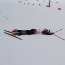 В Смирных провели лыжную «Эстафету-2021»