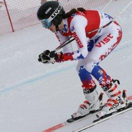 Японка Эми Хасегава и россиянин Павел Трихичев стали победителями в слаломе-гиганте