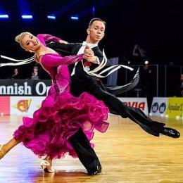Евгений Мошенин и Дана Спицына – в ТОП-5 лучших танцевальных пар мира