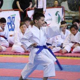 Холмск стал местом проведения трех турниров по каратэ