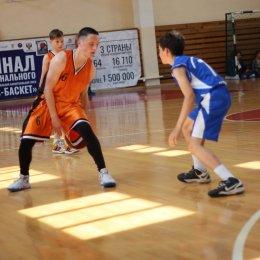 Девять команд приняли участие в региональных соревнованиях по баскетболу