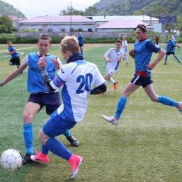 Участники турнира детских команд определили пары первого раунда плей-офф