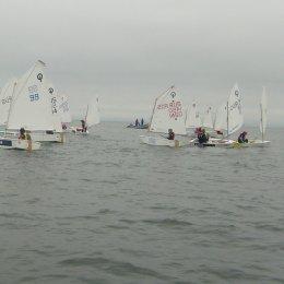 В Холмске прошли соревнования по парусному спорту «Кубок залива Невельского»