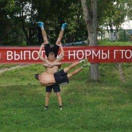 Спортсмены не старше 15 лет примут участие в фестивале ГТО