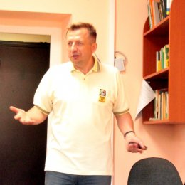 В Южно-Сахалинске состоялся семинар для судей и комиссаров баскетбольных матчей